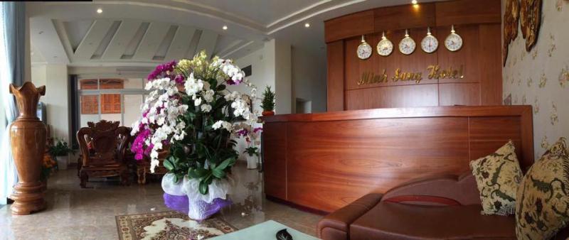 Khách sạn Minh Sang