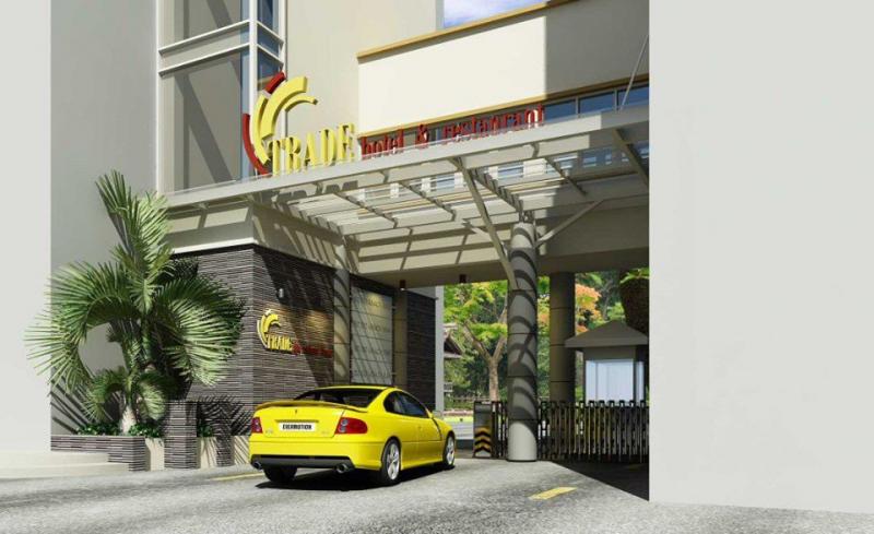 Khách sạn Thương Mại