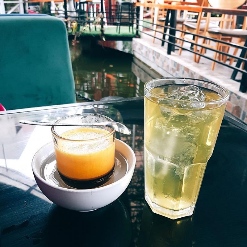 KHÔNG GIAN XANH Cafe
