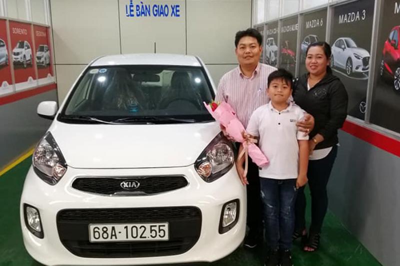 Showroom Kia Kiên Giang