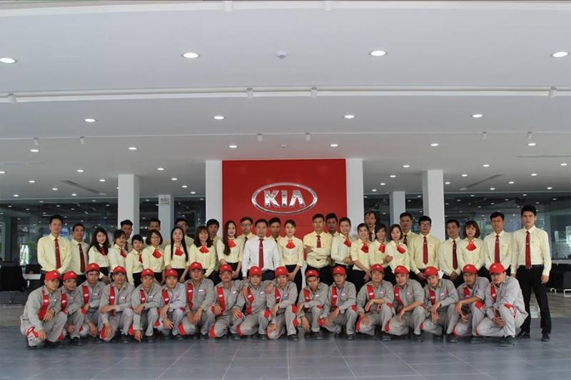 Showroom Kia Thái Bình