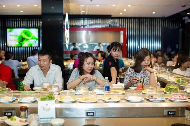 Kichi Kichi Vincom Nguyễn Chí Thanh
