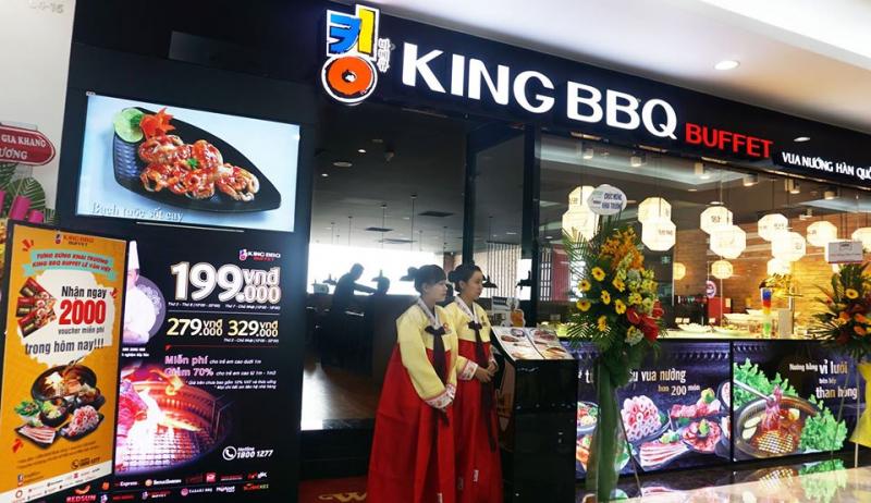 King BBQ Lê Văn Việt