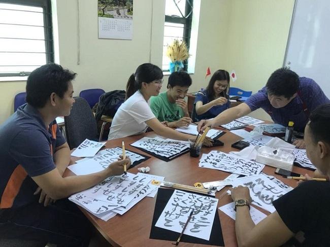 Lớp học tiếng Nhật tại Thủ Đức