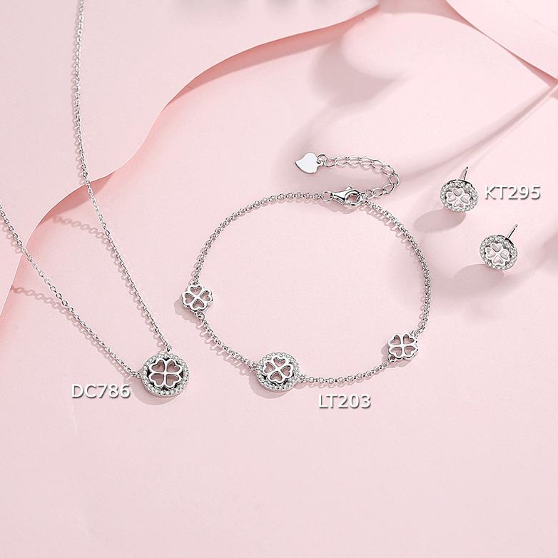 Lucy Jewelry - Trang sức bạc