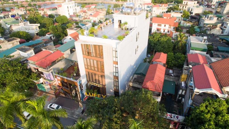 Luffy Hotel