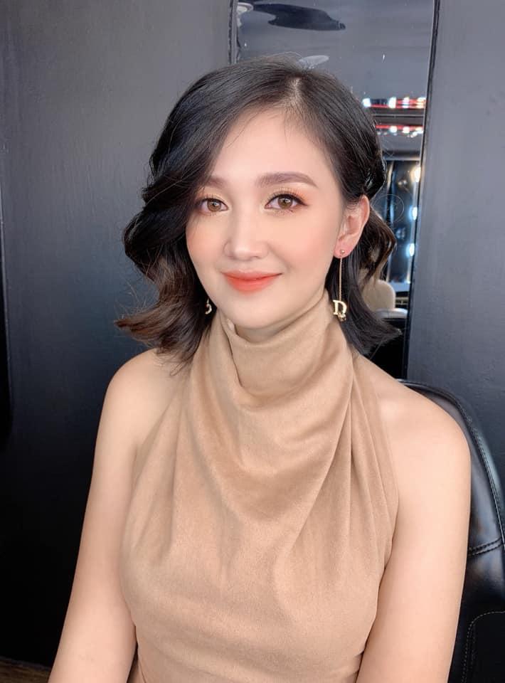 Makeup TIna Lê