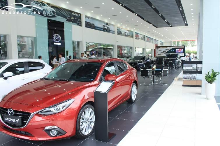 Đại lý Mazda Hà Đông