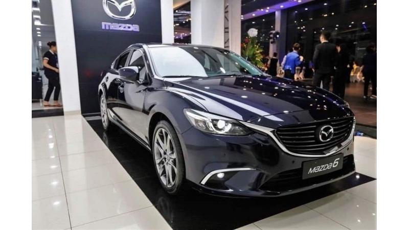 Mazda Kiên Giang