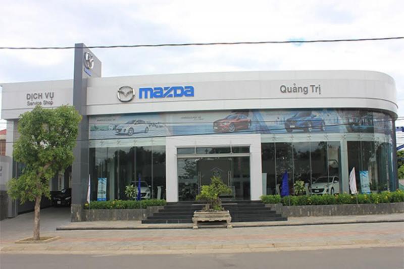 Showroom Mazda Quảng Trị