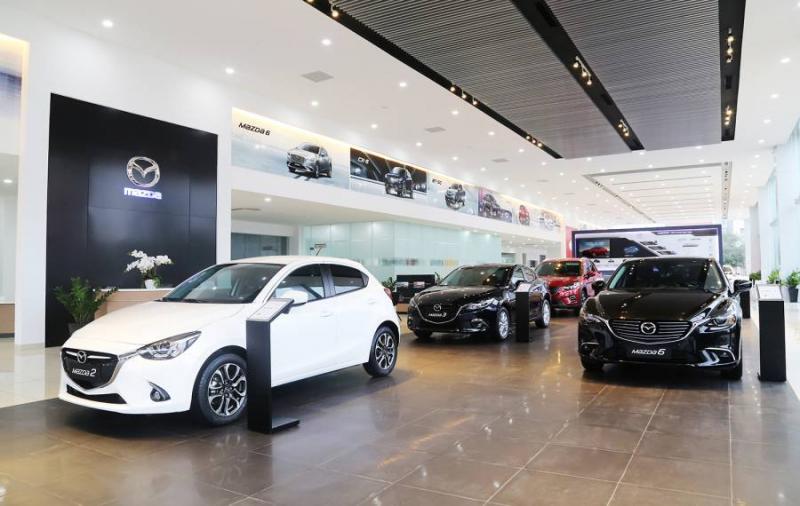 Đại Lý Mazda Trường Chinh