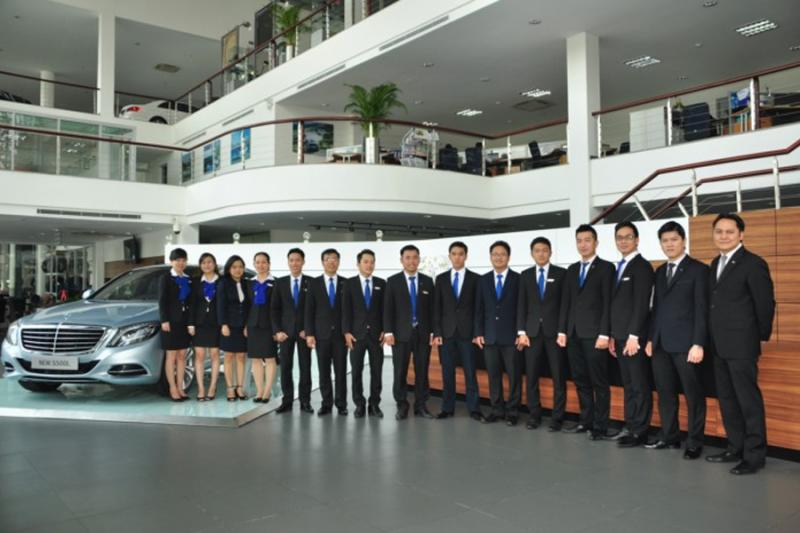 Mercedes Phú Mỹ Hưng (Vietnam Star)