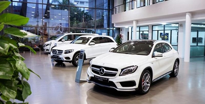 Mercedes-Benz Vũng Tàu