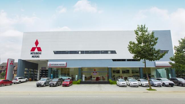Đại lý Mitsubishi Ninh Bình