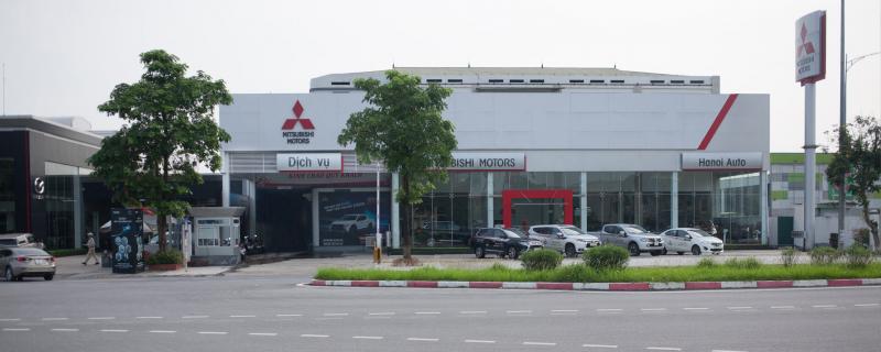 Mitsubishi Việt Trì