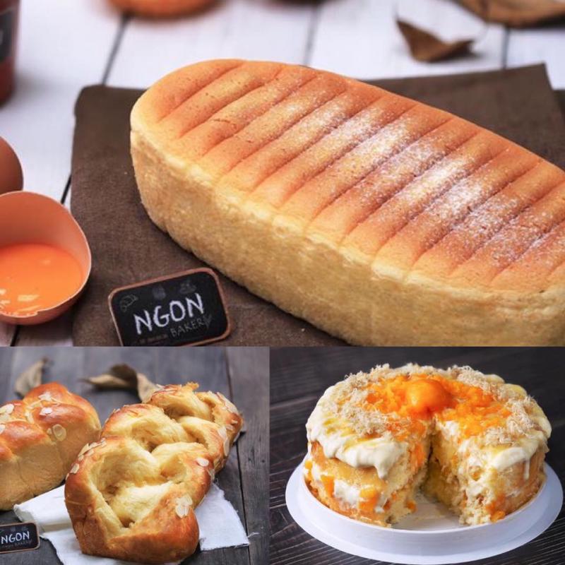 Bánh của Ngon Bakery