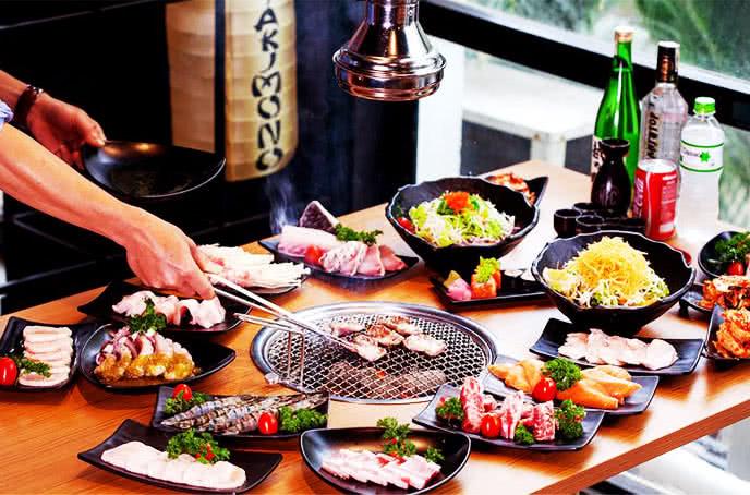 Nhà hàng Yakimono