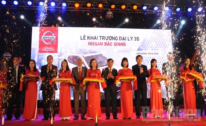 Nissan Bắc Giang