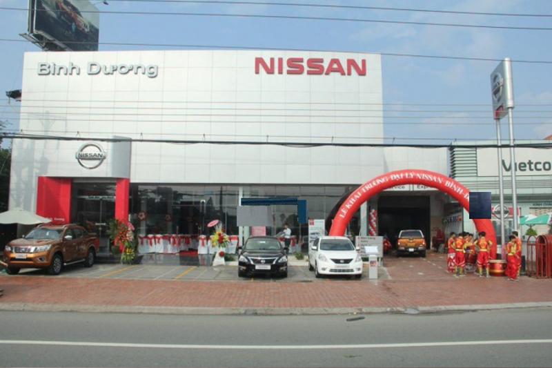 Nissan Bình Dương