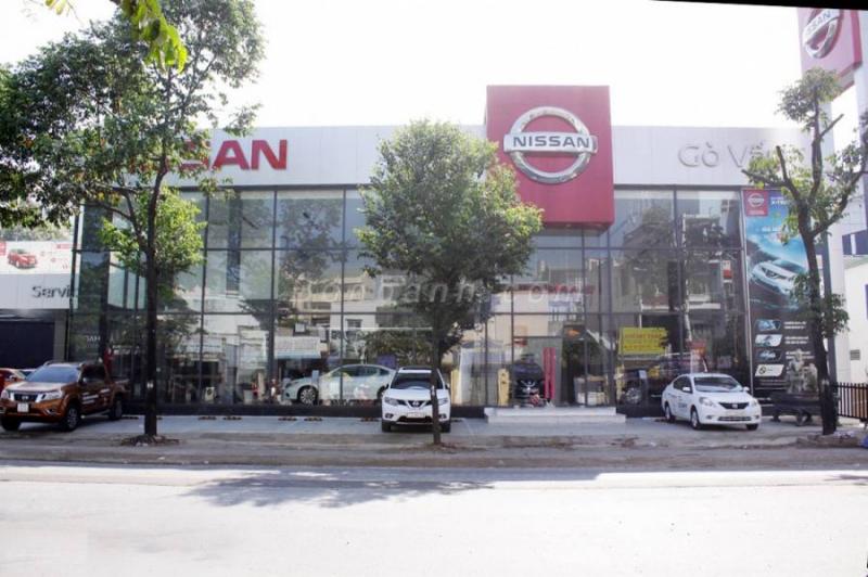Đại Lý Nissan Gò Vấp
