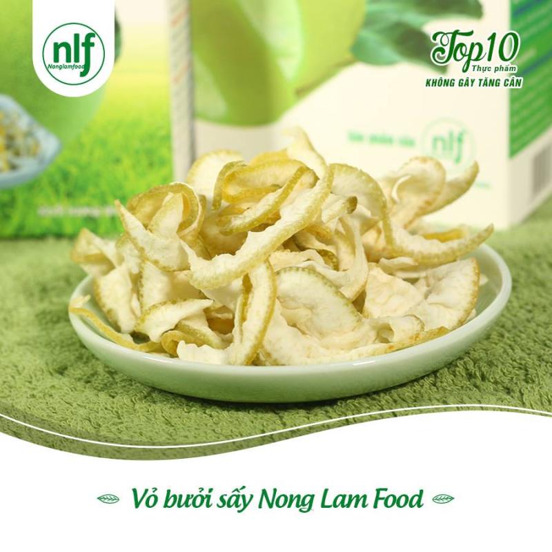 Nông Lâm Food - Mứt Vỏ Bưởi Sấy