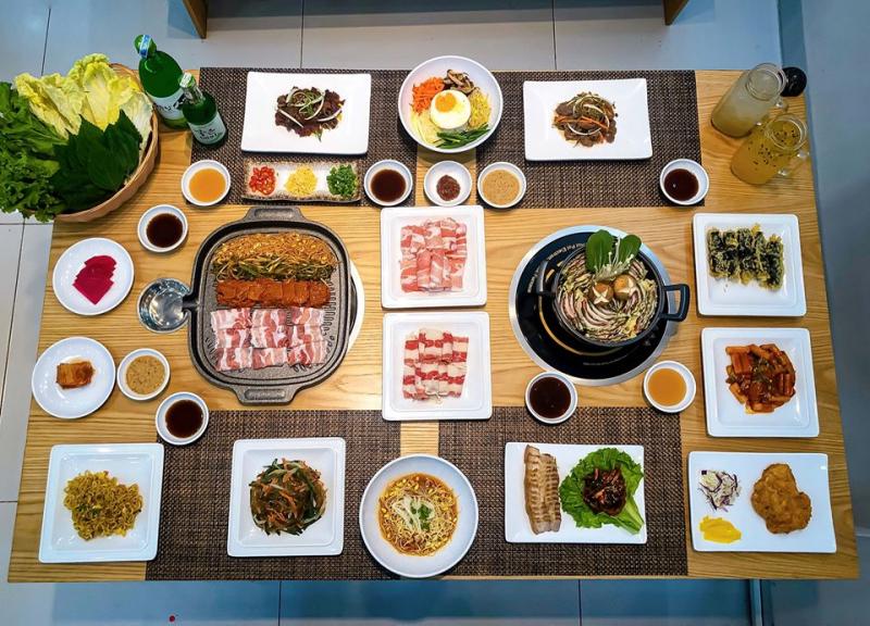 Nyam Nyam BBQ - Buffet Lẩu & Nướng Hàn Quốc