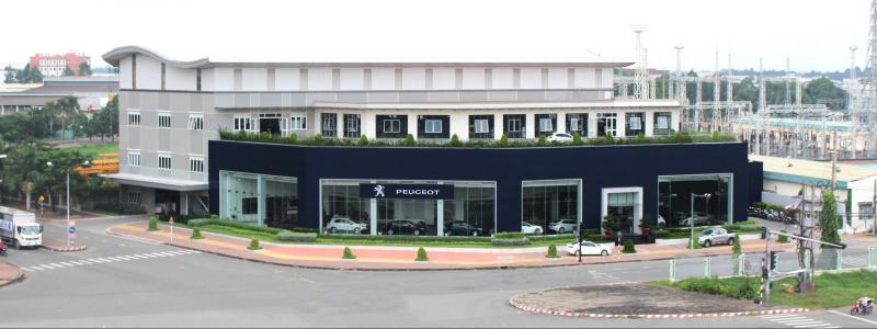 Đại Lý Peugeot Biên Hòa
