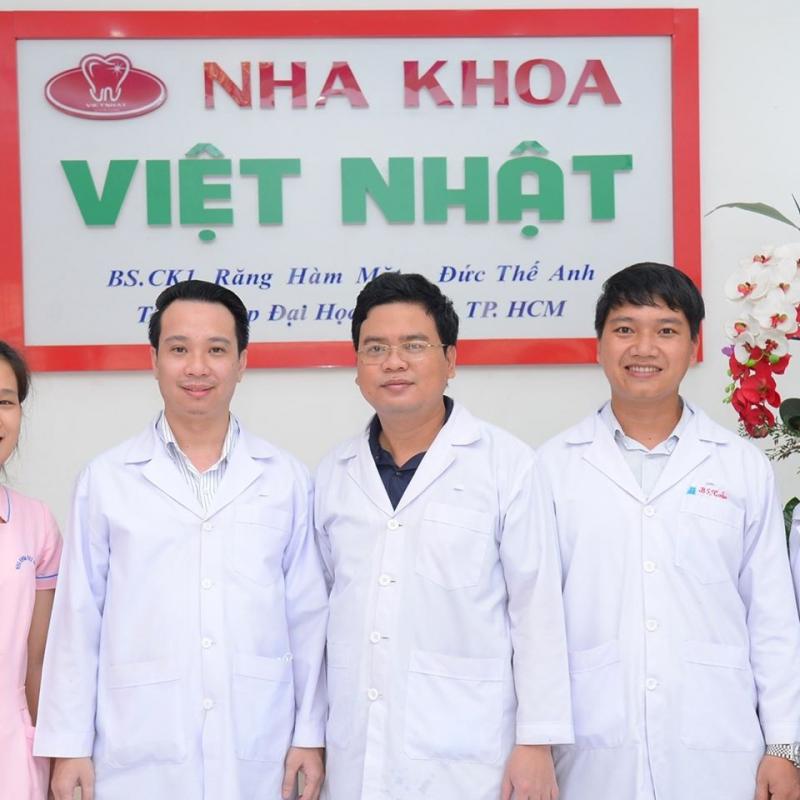 Phòng khám Nha khoa Việt Nhật