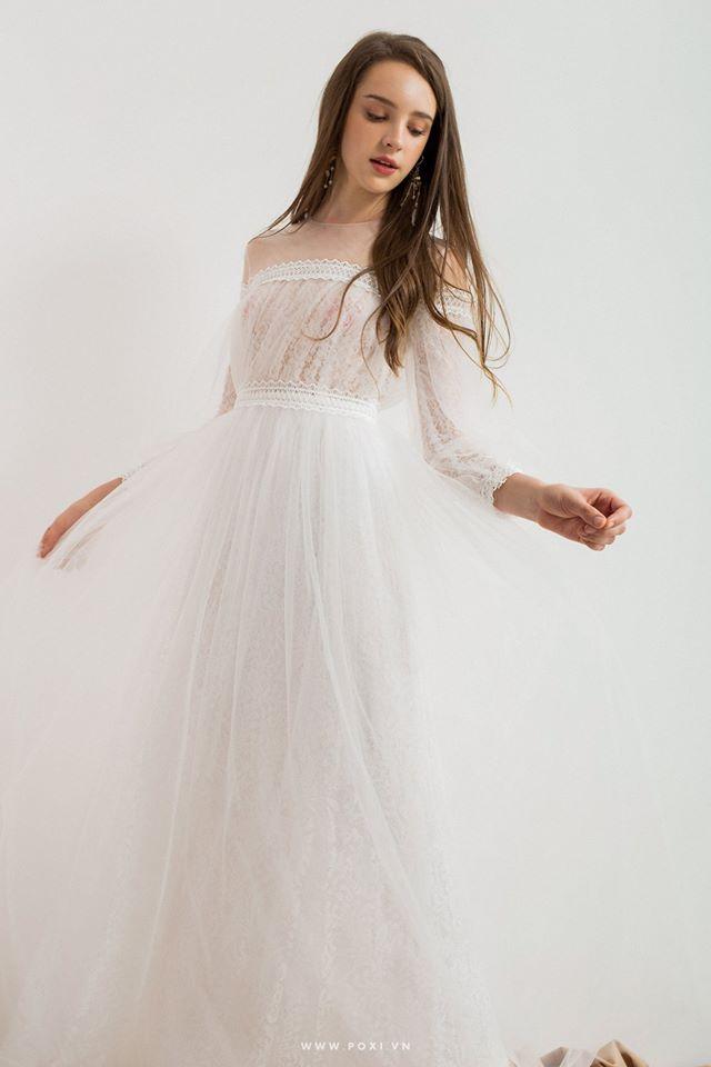 POXI Fashion sẽ khiến bạn lộng lẫy, kiêu sa như một nàng công chúa