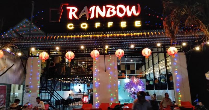 Rainbow Coffee đang trở thành địa chỉ tin cậy với những tín đồ cafe