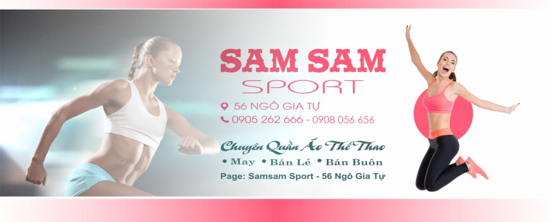 SamSam Sport - 56 Ngô Gia Tự
