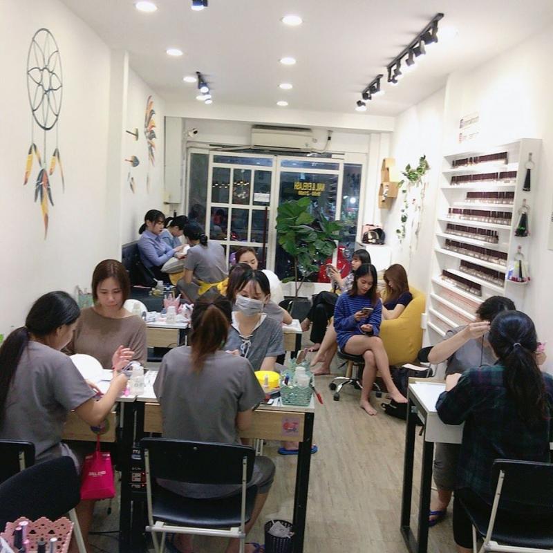 Shin Nail Room