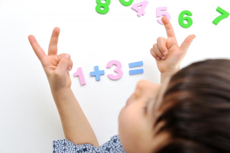 Số và phép tính trong phạm vi 10