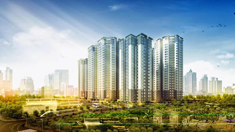 Dự án chung cư STCity