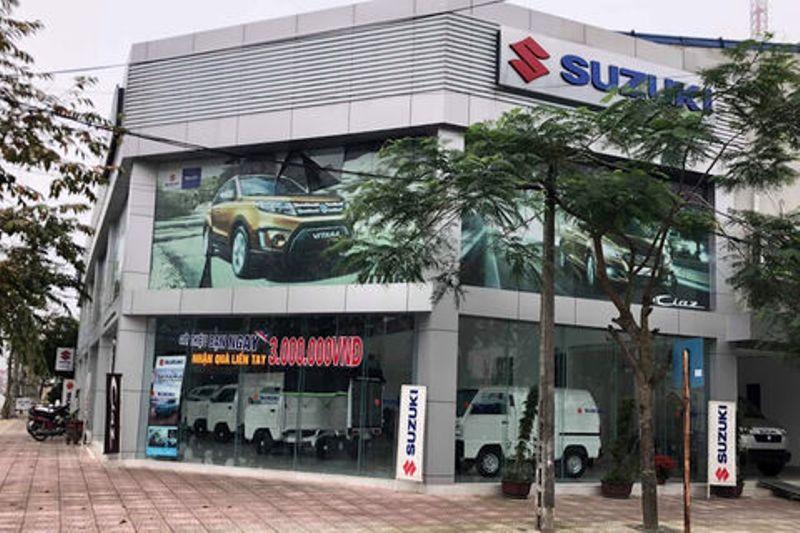 Suzuki Nam Định