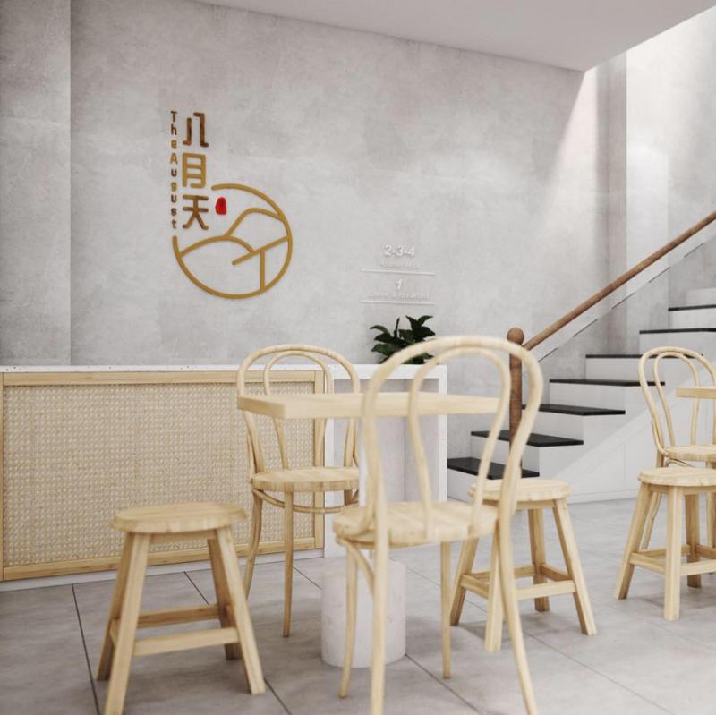 The August Coffee And Poshtel là một quán cà phê đáng để trải nghiệm tại quận 1