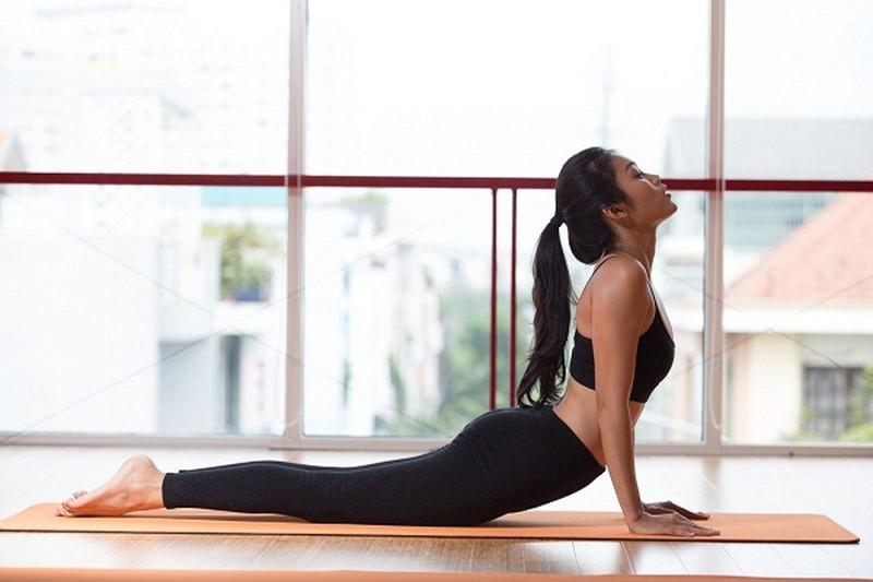 Tập luyện thể dục mỗi ngày giúp tiêu hao mỡ thừa, cơ thể khỏe khoắn