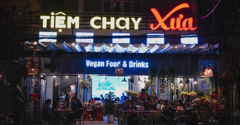 Tiệm Chay Xưa