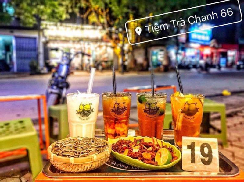 Tiệm Trà Chanh 66