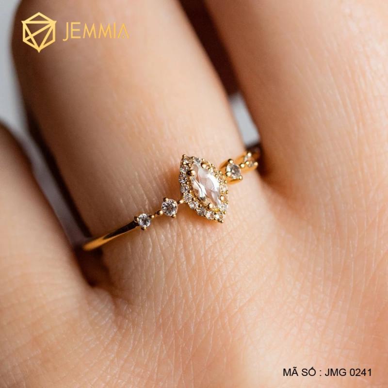 Mẫu nhẫn của JEMMIA