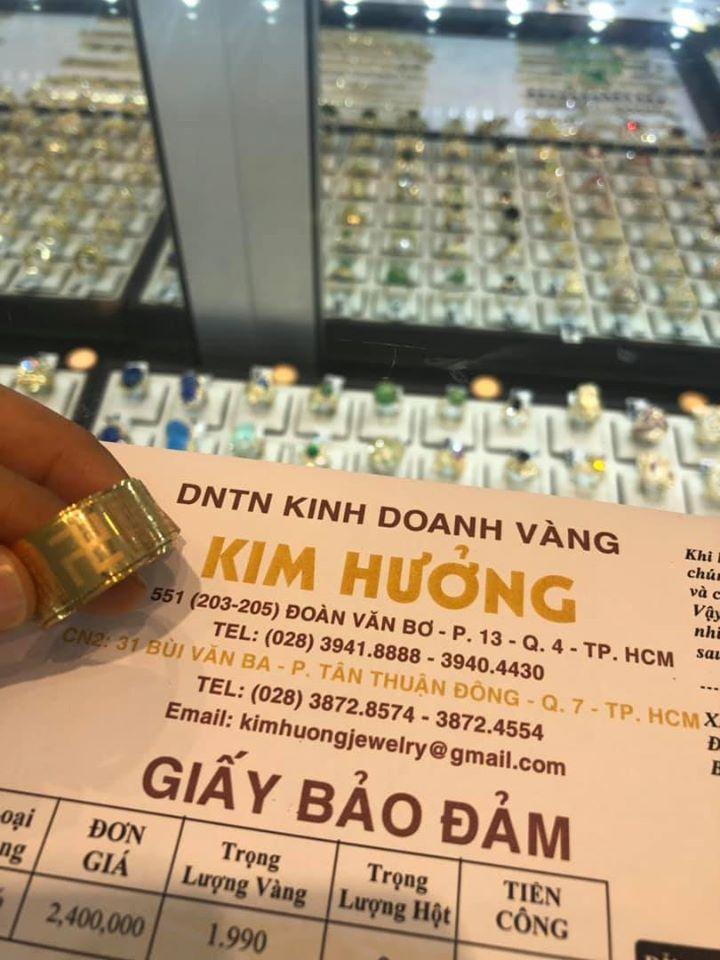 Tiệm Vàng Kim Hưởng