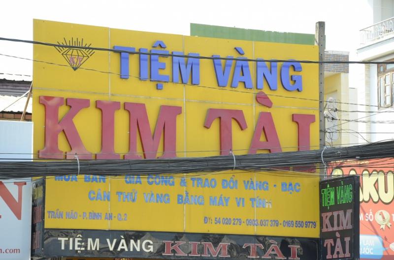 Tiệm Vàng Kim Tài