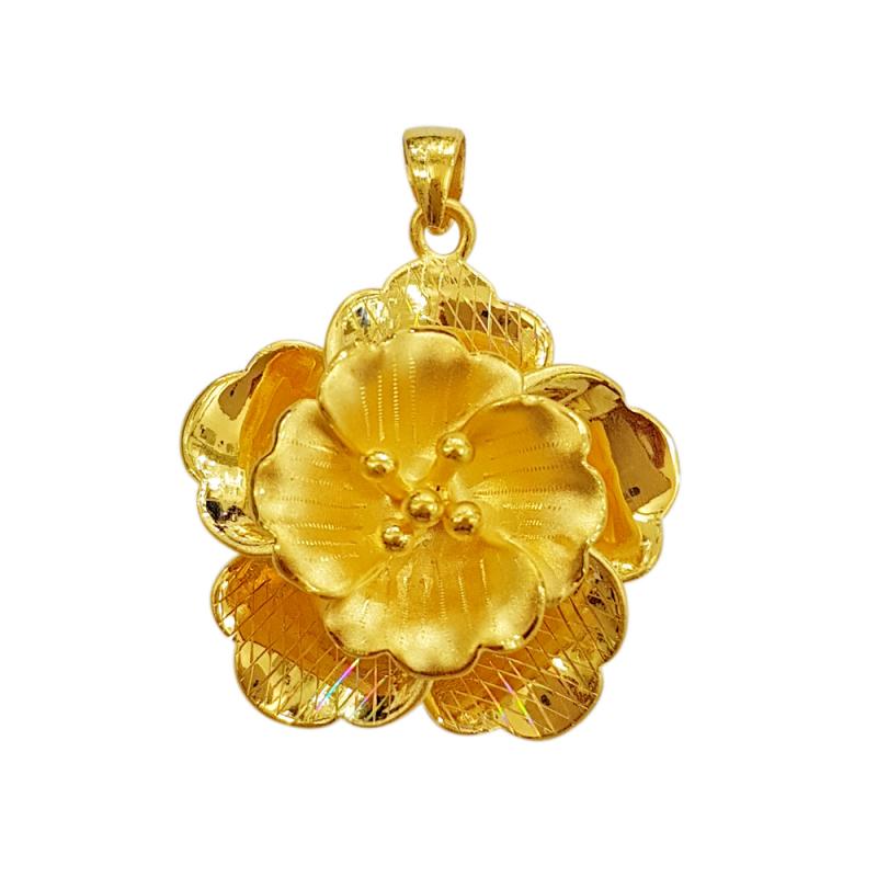 Mặt dây chuyền vàng 24K tại tiệm vàng Nguyễn Vũ