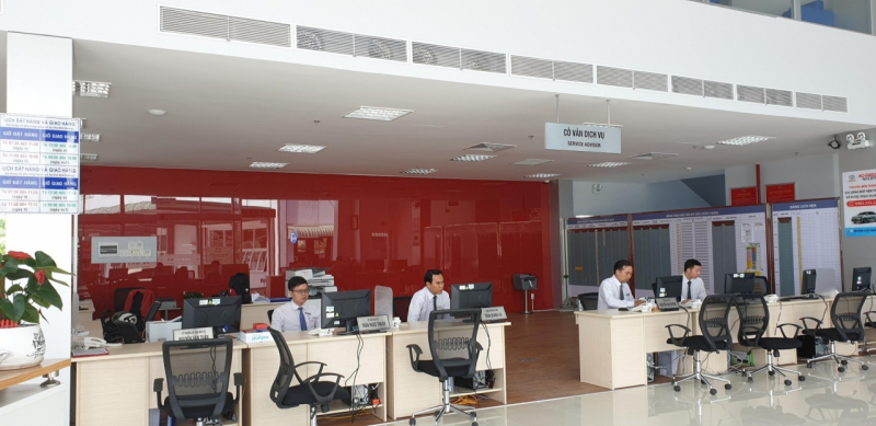Toyota Bến Thành Phường An Lạc Quận Bình Tân