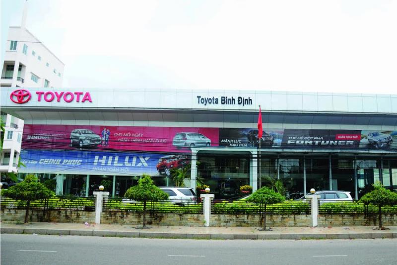 Toyota Bình Định