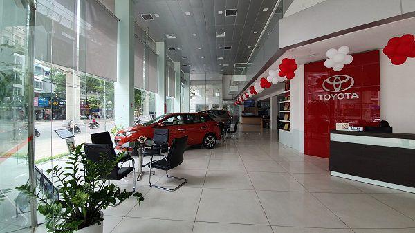 Đại lý Toyota Phú Thọ