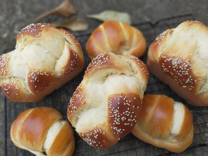 Trà Bánh Mẹ Bông