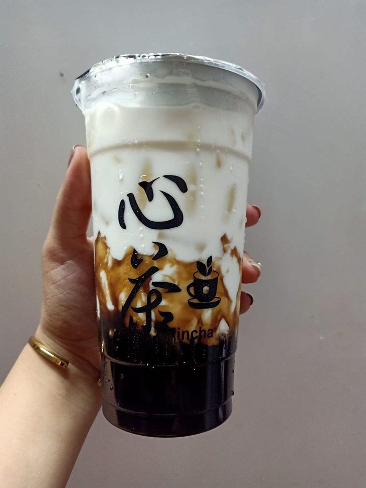 Trà sữa Xin Cha