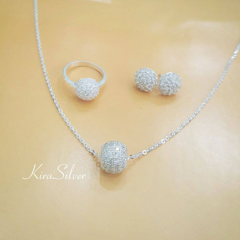 Trang sức bạc Kira Silver
