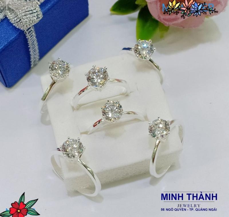Trang sức bạc MINH THÀNH Quảng Ngãi